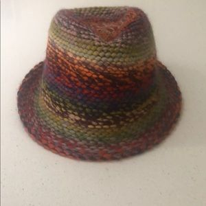 Accessories - Wool knot fedora